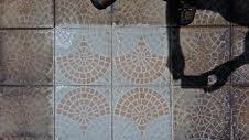 Panama tile